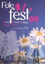 Cartaz Folefest 2009