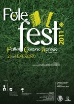Cartaz Folefest 2011